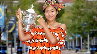 Naomi OsakaWon't Play At French Open