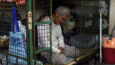 Hong Kong's Housing Cubicles of Shame