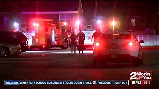Man in critical condition after overnight shooting at Pecan Creek Apartments - Video