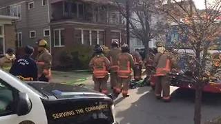 Body Found; Hazmat situation in Carmel Road in Buffalo - Video