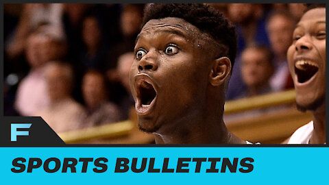 Zion Williamson's Stepfather Allegedly Accepted $400,000 Payment Before Season At Duke