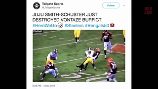 Pittsburgh Steelers Rip NFL Hypocrisy Over Player Suspensions - Video