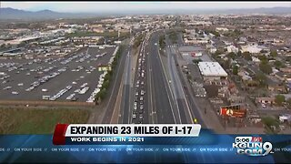$90 Million dollar grant won to expand Interstate 17