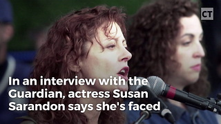 Susan Sarandon Attacked by Hillary Supporters - Video