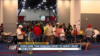 Volunteer organizations make it easier to head to Texas to help Hurricane Harvey victims - Video