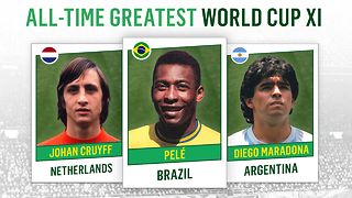 All-Time Greatest World Cup XI - Video