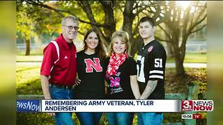Family and friends remember army veteran at annual golf tournament - Video