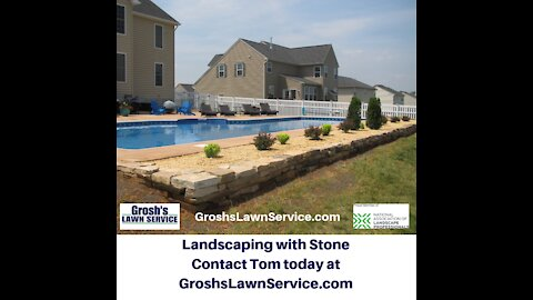 Landscape Stone Smithsburg MD Landscaping Contractor