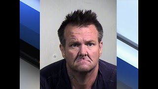 PD: Alleged arsonist arrested after fire kills a family dog - ABC15 Crime