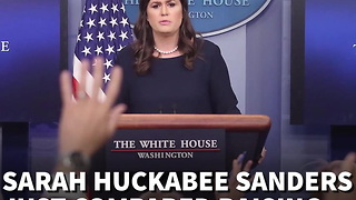 Huckabee Sanders Has View Audience in Hysterics After What She Says About the Press - Video