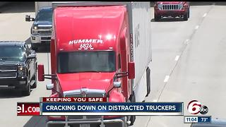 CALL 6: Police use technology to find distracted drivers