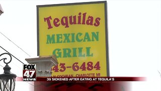 39 people sickened after eating at Tequila's Mexican Grill in Charlotte