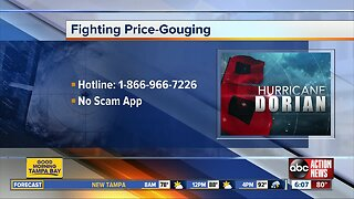 How to report price gouging
