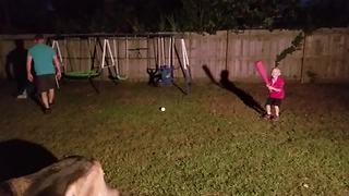 Toddler Take Their Best Shot | Tots & Sports - Video