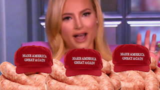 "THE VIEW HOST CALLS GOP ""SAUSAGE-FEST OF MAGA!"""