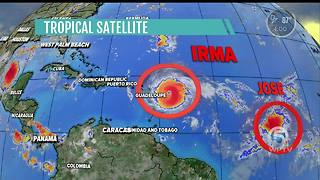 Hurricane Irma 4pm update, 9/5/17 - Video