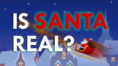 S1 Ep44: Is Santa Real? (A Scientific Analysis)