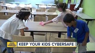 Cybercop kids! Tampa's BizTown opens cybersecurity storefront - Video