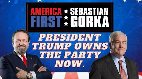 President Trump owns the party now. Lord Conrad Black with Sebastian Gorka on AMERICA First