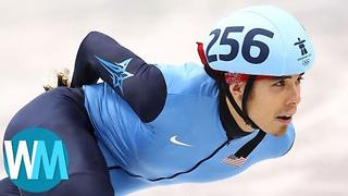 Top 10 Greatest Winter Olympic Athletes of All Time - Video