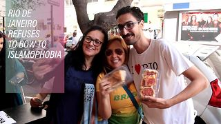 How Brazil made a hurt Syrian refugee feel at home - Video