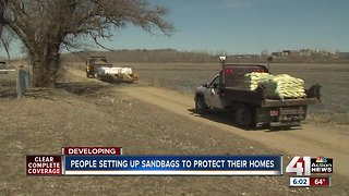 Kansans along Missouri River face flooding fears