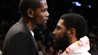 Kyrie Irving Is Furious At The Nets For Hiring Steve Nash, Has Been 'Distant' With Kevin Durant