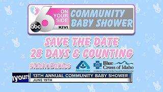 13th annual Community Baby Shower