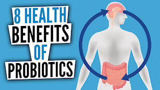 8 Health Benefits Of Probiotics - What Are Probiotics Good For?