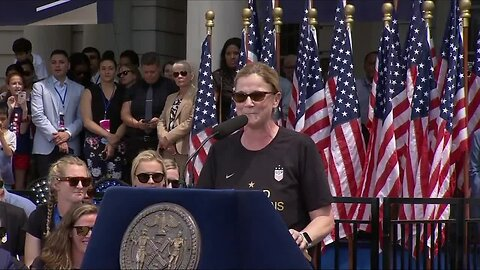 Jill Ellis stepping down from USWNT