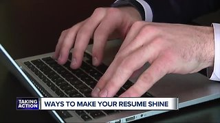 Ways to make your resume shine