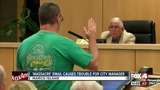 City manager e-mail stirs up controversy - Video