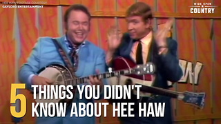 Things You Didn't Know About Hee Haw