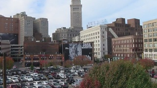 Downtown Cleveland awaits beginning of two major construction projects. News 5 at 5pm - Video