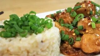 How to make General Tso's chicken recipe