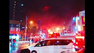 Over Forty Injured in Sapporo Explosion