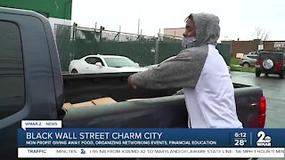 Black Wall Street Charm City