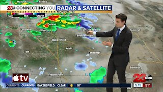23ABC Evening weather update March 15, 2021