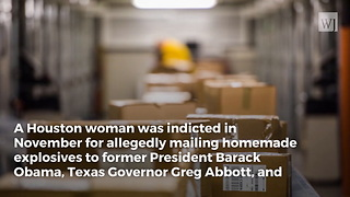 Woman Arrested for Mailing Explosives to Obama and Republican Governor - Video