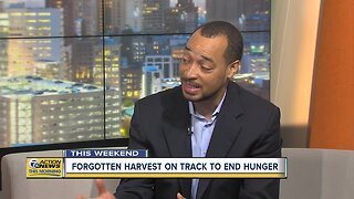 On Track to End Hunger fundraising event