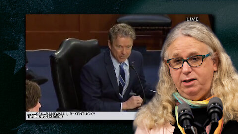 Rand Paul Rips Into Biden's Transgender Nominee For Assistant Health Secretary Doc Levine