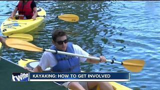 Kayaking safety tips as summer gets started
