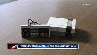 Nintendo discontinues NES Classic console - Video