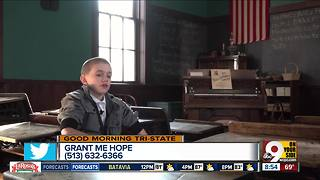 Grant Me Hope: Meet Jeremy - Video