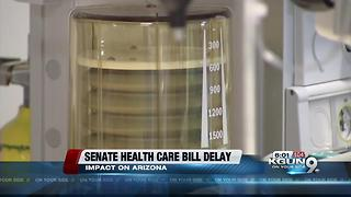 Health care bill's impact on Arizona if passed - Video
