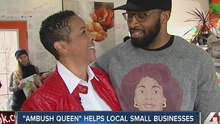 "Marketing expert ""ambushes"" KC small businesses"