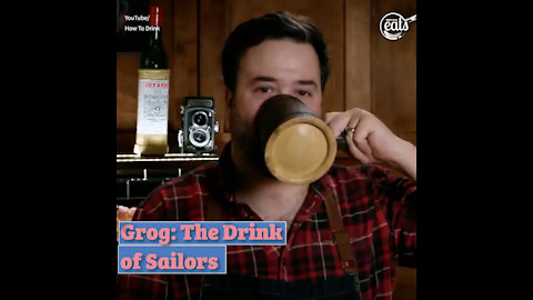 Grog: The Drink of Sailors