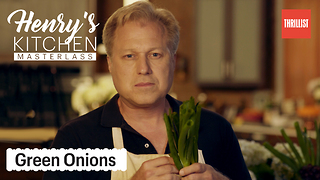 How to Make Henry's Famous Green Onions - Video