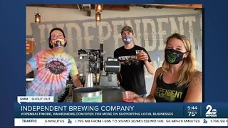 We're Open: Independent Brewing Company