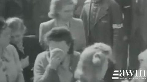 Rare Footage Of Germany Days After Concentration Camps Were Liberated Will Give You Chills